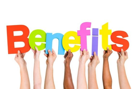 Benefits that don't have to be reported to HMRC