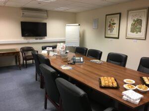 Churchgates meeting room