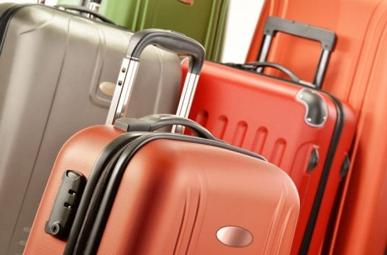 Merchandise in Baggage